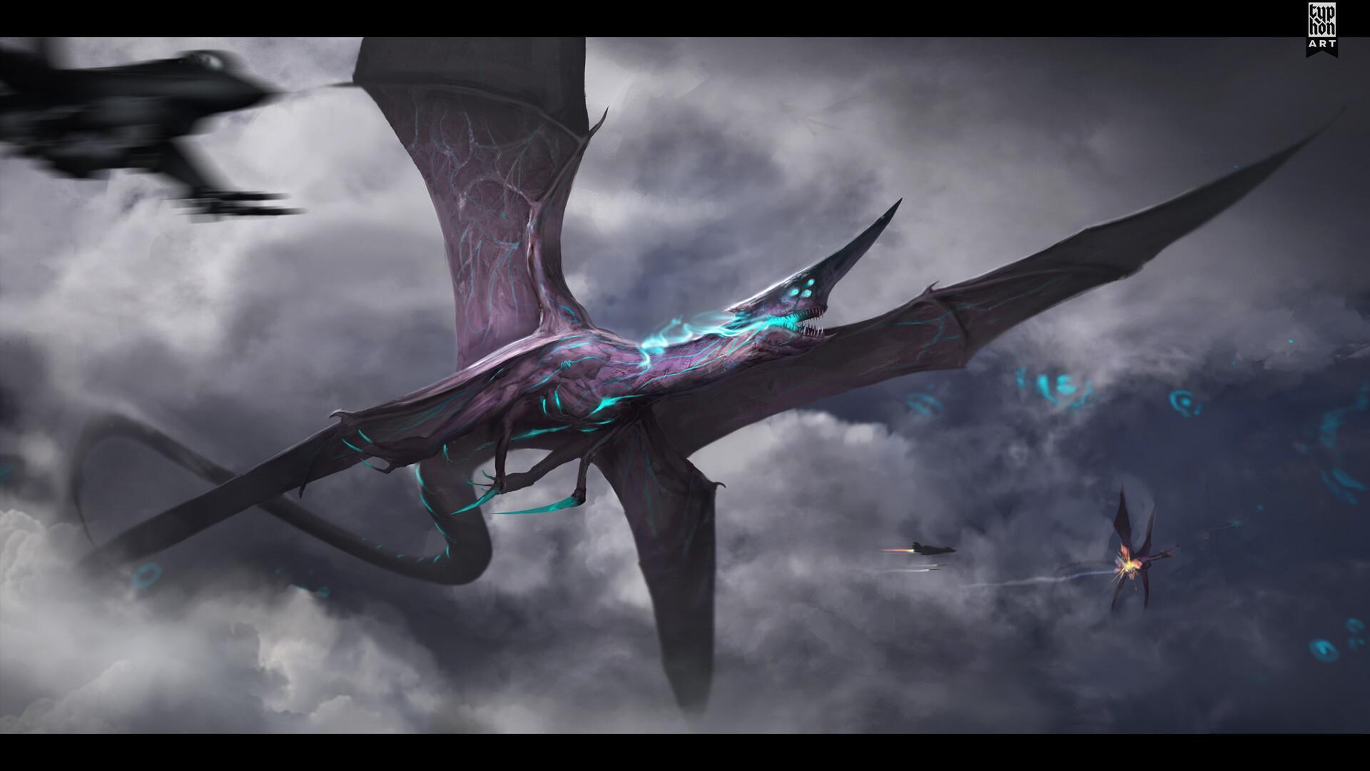 eryk-szczygiel-flying-monster