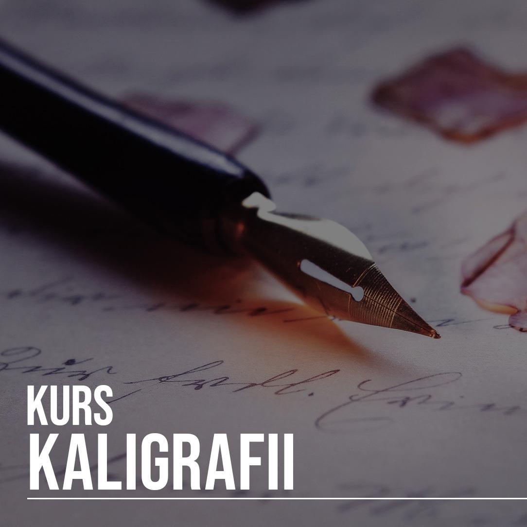 Kaligrafia - Warsztaty pięknego pisania