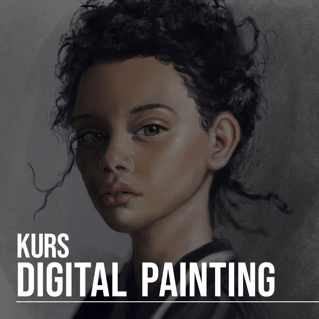 Kurs Digital Painting